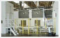 2- Kammer Lösemittelanlage