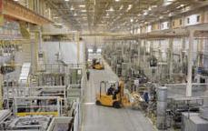Aluminiumgießerei