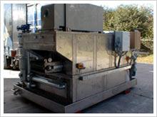 Kompakte Ausführung einer Durchlaufanlage